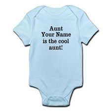 Aunt (Your Name) Is The Cool Aunt Body Suit