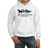 Hoof Prints On Our Hearts Jumper Hoody