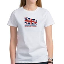 Cute Armed forces Tee