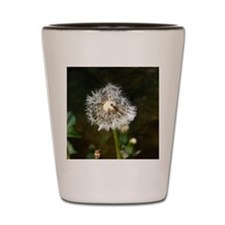 Dandelion Shot Glass
