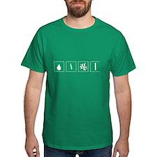Water, Malt, Hops, Yeast T-Shirt