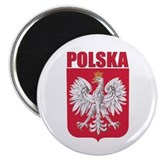 "Polska Coat of Arms 2.25"" Magnet (10 pack)"