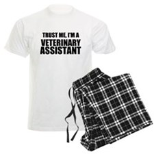 Trust Me, I'm A Veterinary Assistant Pajamas