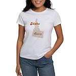 Udapimp Idaho Women's T-Shirt