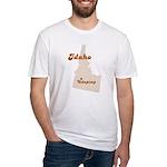 Udapimp Idaho Fitted T-Shirt