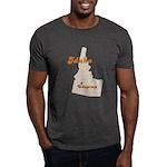 Udapimp Idaho Gray T-Shirt