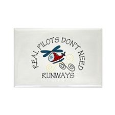 Real Pilots Magnets