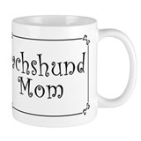 Dachshund Mom Small Mugs