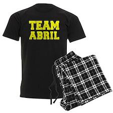 TEAM ABRIL Pajamas
