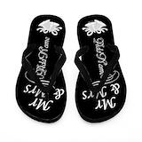 Bridal party Flip Flops