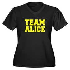 TEAM ALICE Plus Size T-Shirt