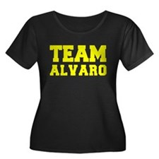 TEAM ALVARO Plus Size T-Shirt