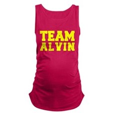 TEAM ALVIN Maternity Tank Top