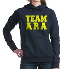 TEAM ARA Women's Hooded Sweatshirt