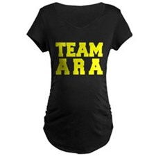 TEAM ARA Maternity T-Shirt