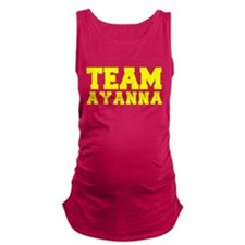 TEAM AYANNA Maternity Tank Top