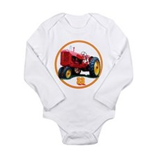 Massey ferguson Long Sleeve Infant Bodysuit
