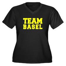 TEAM BASEL Plus Size T-Shirt