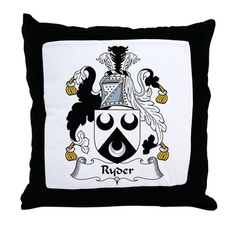 Ryder Throw Pillow