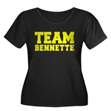 TEAM BENNETTE Plus Size T-Shirt