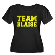 TEAM BLAISE Plus Size T-Shirt