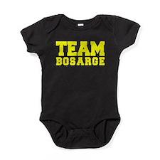 TEAM BOSARGE Baby Bodysuit