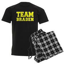 TEAM BRADEN Pajamas