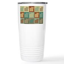 Unique Graph Travel Mug