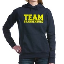 TEAM BRANDENBURG Women's Hooded Sweatshirt