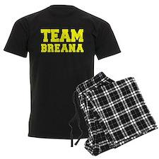 TEAM BREANA Pajamas