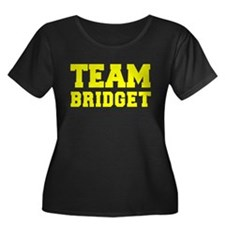 TEAM BRIDGET Plus Size T-Shirt