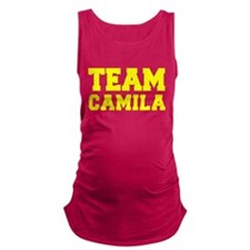 TEAM CAMILA Maternity Tank Top