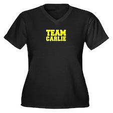TEAM CARLIE Plus Size T-Shirt