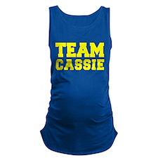 TEAM CASSIE Maternity Tank Top