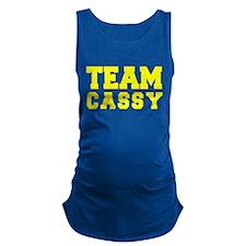 TEAM CASSY Maternity Tank Top