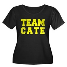 TEAM CATE Plus Size T-Shirt