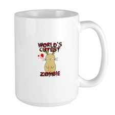 Worlds Cutest Zombie Mugs