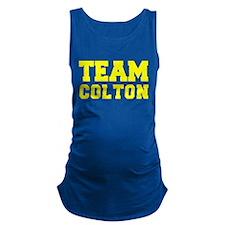 TEAM COLTON Maternity Tank Top