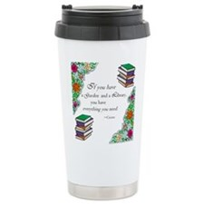 Cute Gardening Travel Mug