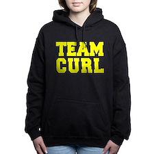 TEAM CURL Women's Hooded Sweatshirt