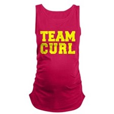 TEAM CURL Maternity Tank Top