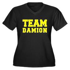 TEAM DAMION Plus Size T-Shirt
