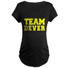 TEAM DEVER Maternity T-Shirt