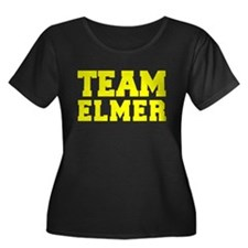 TEAM ELMER Plus Size T-Shirt