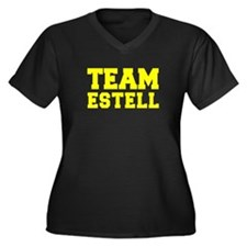 TEAM ESTELL Plus Size T-Shirt