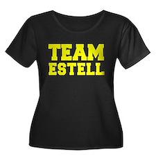 TEAM ESTELL Plus Size T-Shirt