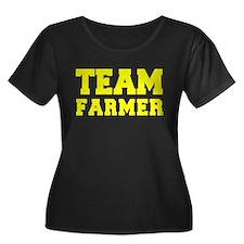 TEAM FARMER Plus Size T-Shirt