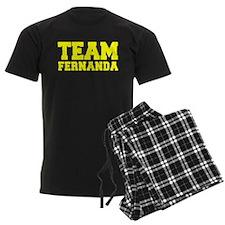 TEAM FERNANDA Pajamas