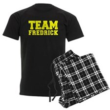 TEAM FREDRICK Pajamas