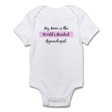Worlds Greatest Gynecologist Infant Bodysuit